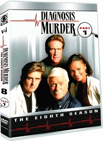 Diagnosis Murder (8ª Temporada) - Poster / Capa / Cartaz - Oficial 1