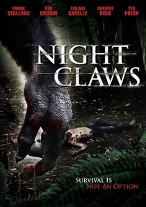 Night Claws - Poster / Capa / Cartaz - Oficial 2