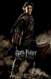 Harry Potter e o Cálice de Fogo - Poster / Capa / Cartaz - Oficial 10