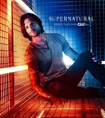 Sobrenatural (9ª Temporada) - Poster / Capa / Cartaz - Oficial 5