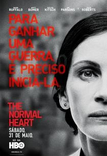 The Normal Heart - Poster / Capa / Cartaz - Oficial 8