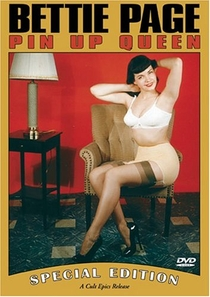 Betty Page: Pin Up Queen - Poster / Capa / Cartaz - Oficial 1