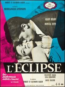 O Eclipse - Poster / Capa / Cartaz - Oficial 5