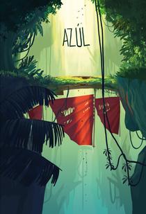 Azúl - Poster / Capa / Cartaz - Oficial 1