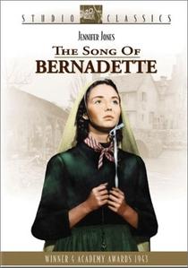 A Canção de Bernadette - Poster / Capa / Cartaz - Oficial 1