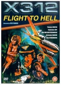 X312 - Flight to Hell - Poster / Capa / Cartaz - Oficial 1