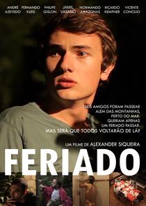 Feriado - Poster / Capa / Cartaz - Oficial 1