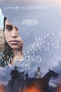 Songs My Brothers Taught Me - Poster / Capa / Cartaz - Oficial 1