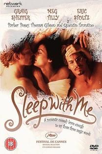 Vem Dormir Comigo - Poster / Capa / Cartaz - Oficial 4