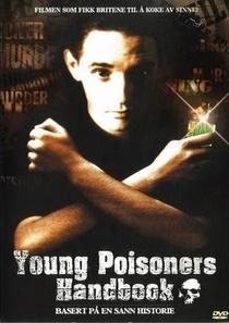 O Livro Secreto de Um Jovem Envenenador - Poster / Capa / Cartaz - Oficial 3