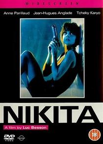 Nikita - Criada para Matar - Poster / Capa / Cartaz - Oficial 8