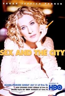 Sex and the City (5ª Temporada) - Poster / Capa / Cartaz - Oficial 4