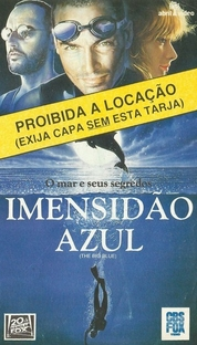Imensidão Azul - Poster / Capa / Cartaz - Oficial 4