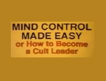 Controle da mente ou Como se tornar um Líder de Culto - Poster / Capa / Cartaz - Oficial 1