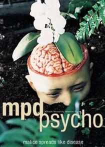 MPD Psycho - Poster / Capa / Cartaz - Oficial 2