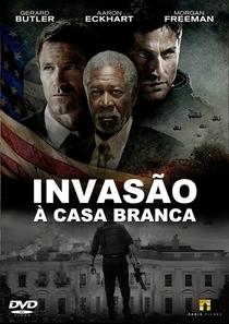 Invasão à Casa Branca - Poster / Capa / Cartaz - Oficial 10