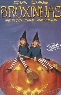 Dia das Bruxinhas - Feitiço das Gêmeas - Poster / Capa / Cartaz - Oficial 2