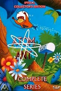 A Formiga Atômica - Poster / Capa / Cartaz - Oficial 2
