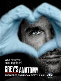 Grey's Anatomy (7ª Temporada) - Poster / Capa / Cartaz - Oficial 5