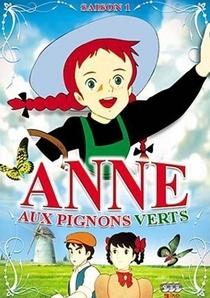 Anne dos cabelos ruivos - Poster / Capa / Cartaz - Oficial 1