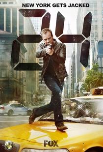 24 Horas (8ª Temporada) - Poster / Capa / Cartaz - Oficial 1