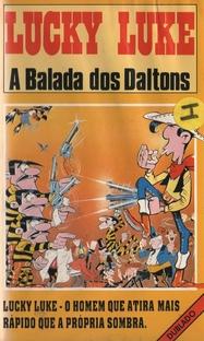 Lucky Luke - A Balada dos Dalton - Poster / Capa / Cartaz - Oficial 2