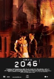 2046 - Os Segredos do Amor - Poster / Capa / Cartaz - Oficial 16