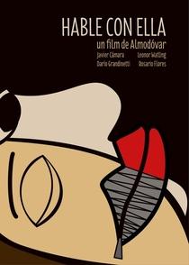 Fale com Ela - Poster / Capa / Cartaz - Oficial 3
