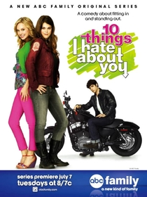 10 Things I Hate About You (1ª Temporada) - Poster / Capa / Cartaz - Oficial 1