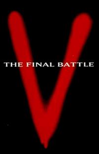 V - A Batalha Final - Poster / Capa / Cartaz - Oficial 2