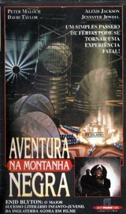 Aventura na Montanha Negra - Poster / Capa / Cartaz - Oficial 2
