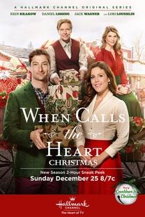 When Calls the Heart Christmas - Poster / Capa / Cartaz - Oficial 1