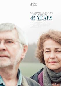 45 Anos - Poster / Capa / Cartaz - Oficial 2