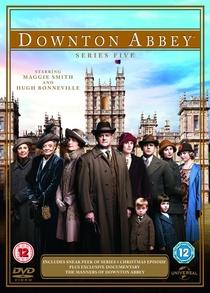 Downton Abbey (5ª Temporada) - Poster / Capa / Cartaz - Oficial 2