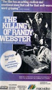 A Morte de Randy Webster - Poster / Capa / Cartaz - Oficial 3
