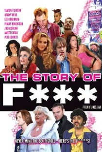 The Story of F*** - Poster / Capa / Cartaz - Oficial 1