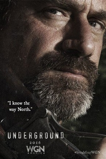 Underground (1ª Temporada) - Poster / Capa / Cartaz - Oficial 7