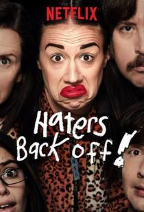 Haters Back Off (2ª Temporada) - Poster / Capa / Cartaz - Oficial 1