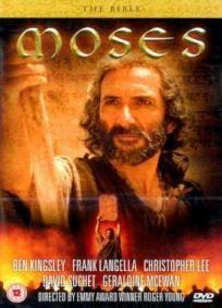 Moisés - Poster / Capa / Cartaz - Oficial 2