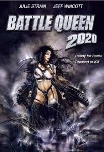 BattleQueen 2020 - Poster / Capa / Cartaz - Oficial 1