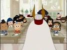 Avatar: A Lenda De Aang - Namoro na Escola (Avatar The Last Airbender - School Time Shipping)