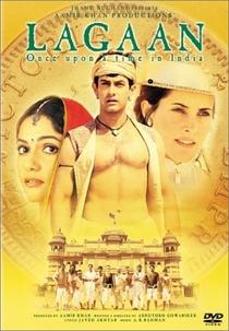 Lagaan: Era uma Vez na Índia - Poster / Capa / Cartaz - Oficial 1