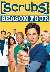 Scrubs (4ª Temporada) - Poster / Capa / Cartaz - Oficial 1