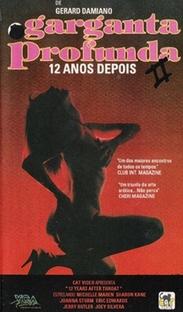 Garganta Profunda 2 - 12 Anos Depois - Poster / Capa / Cartaz - Oficial 1