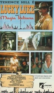 Lucky Luke em Magia Indiana - Poster / Capa / Cartaz - Oficial 1