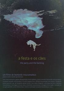 A Festa e os Cães - Poster / Capa / Cartaz - Oficial 1