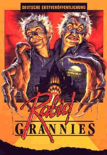 Rabid Grannies - Poster / Capa / Cartaz - Oficial 1