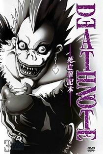 Death Note (1ª Temporada) - Poster / Capa / Cartaz - Oficial 19