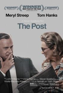 The Post: A Guerra Secreta - Poster / Capa / Cartaz - Oficial 4