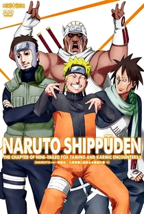 Naruto Shippuden (12ª Temporada) - Poster / Capa / Cartaz - Oficial 6